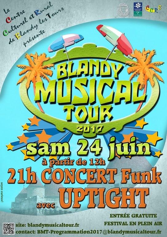 Blandy Musical Tour