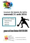 VivArt tennis de table