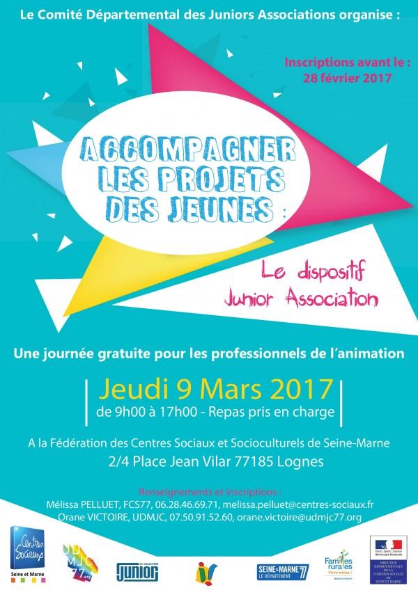 Journée d'information / Juniors Associations