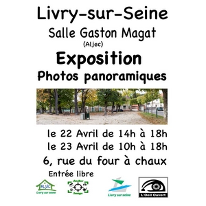 Exposition Photos panoramiques