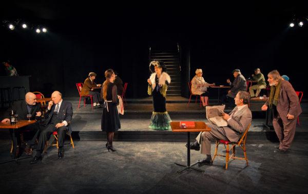 """Sortie Théâtre - """"Les Belles Soeurs"""""""