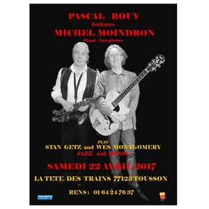 MOINDRON-ROUY duo Jazz Bossa