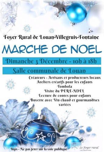Louan Marche de noel