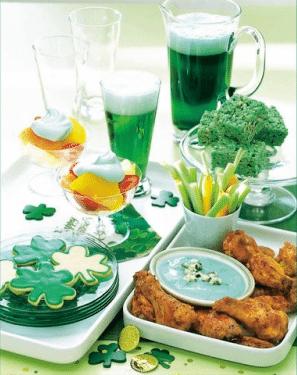 Repas de la Saint Patrick - Soirée dansante