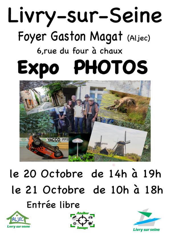 """Expo Photos """"La Matière"""""""