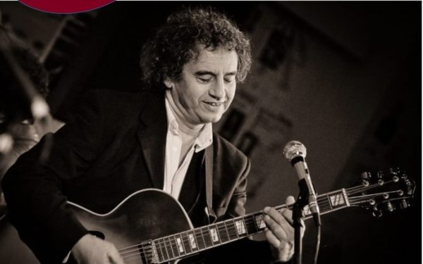 Manuel FRAIMAN trio soul jazz bluesy