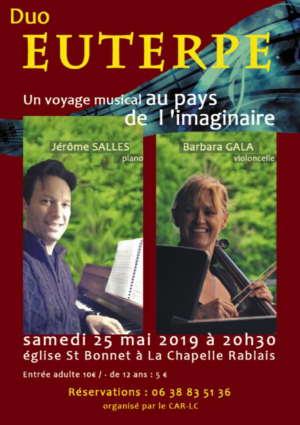 """Concert de l'ensemble """"Euterpe"""""""
