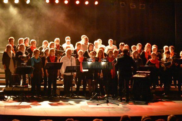 Concert de la chorale La TROUPE CRESCENDO