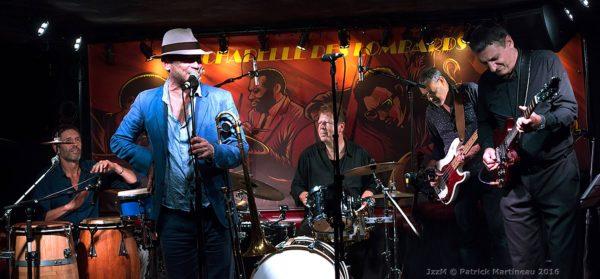PADDY SHERLOCK jazz gang