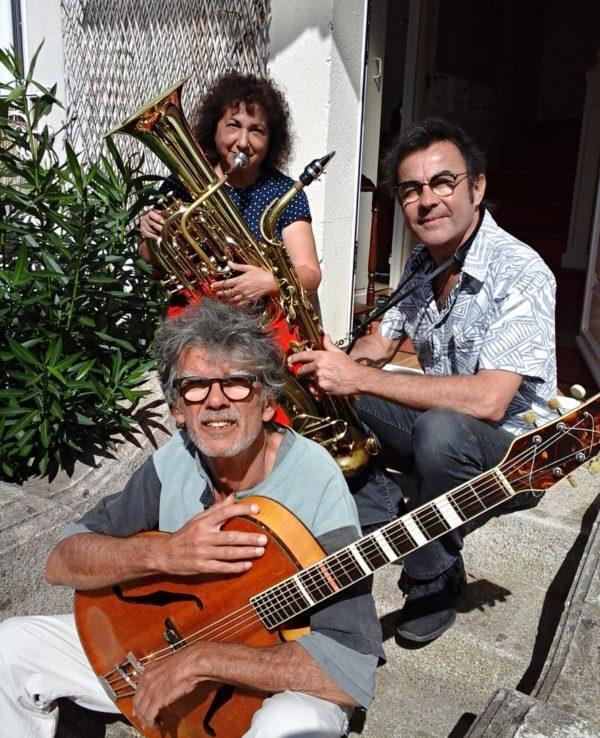 PERLA OHAYON trio tango argentin