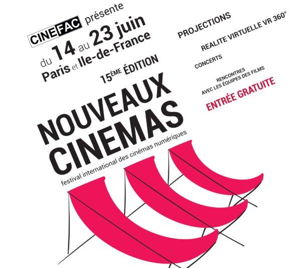 FESTIVAL NOUVEAUX CINEMAS