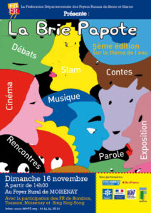 Affiche Brie Papote 2014v2