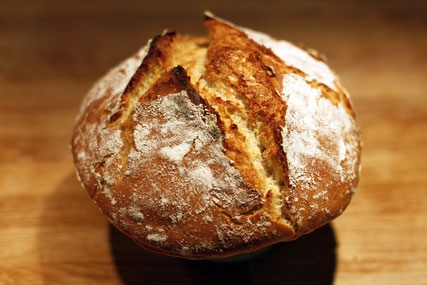 Faites votre pain au levain