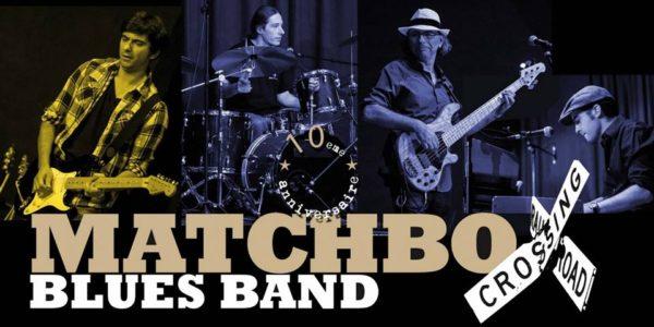 MATCHBOX blues band