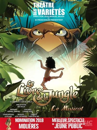 """Spectacle musical : """"Le Livre de la Jungle"""""""